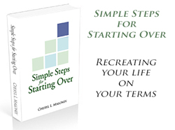 Simple Steps for Starting Over  @ New Renaissance Bookshop | Portland | Oregon | United States